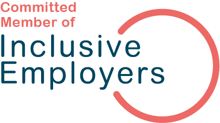 Committed Member of Inclusive Employers logo